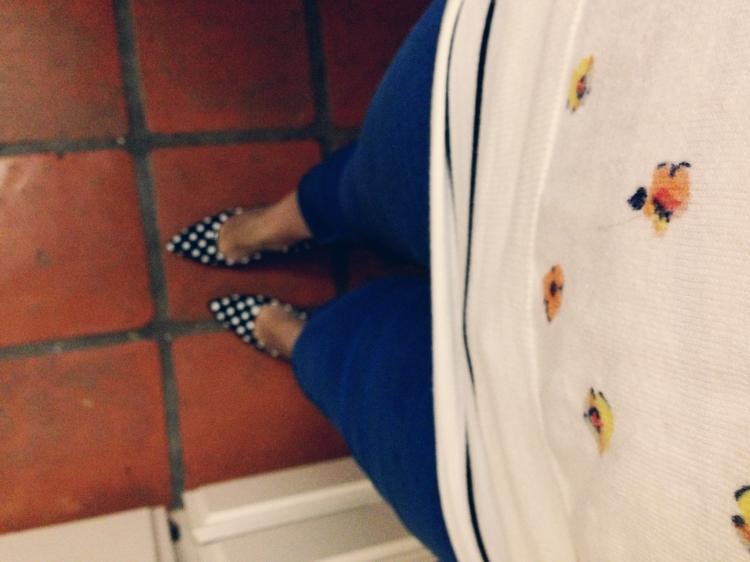 Dot Shoes